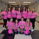 1/31/17 – JV Poms – Basketball Season