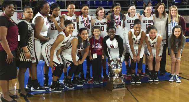Lady Wildcats Basketball – Division 1, AAA State Runner-ups