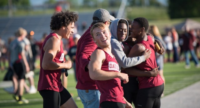 ORHS Track Qualifies for State Meet in 7 Events
