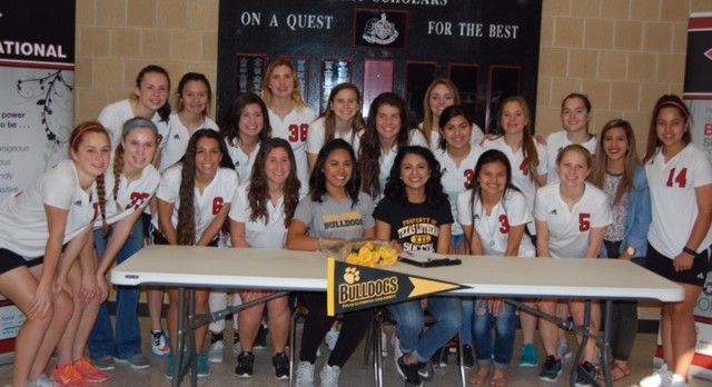 Girls Soccer Signs Two To Play At The Next Level