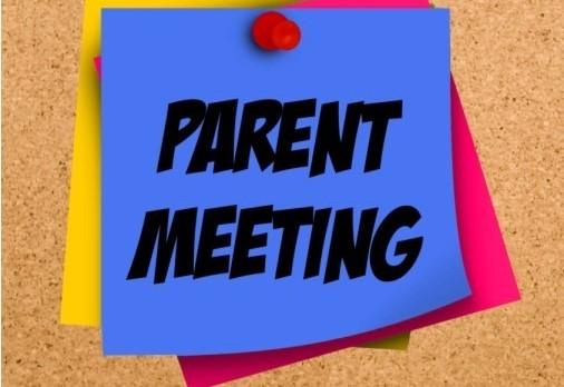 Summer Football Parent Meeting 5/23