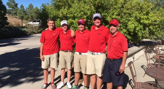 Boys Golf Finishes 4th at State Championships