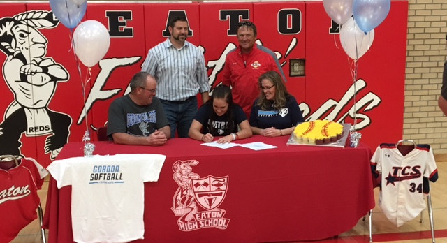 Karissa Hatchell Signs With Gordon College