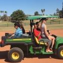 Softball Field Beautification Day