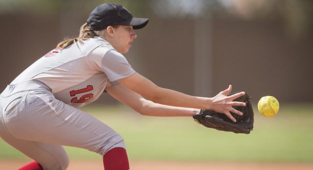 Chandler Preparatory Academy Varsity Softball beat Phoenix Country Day School 26-5