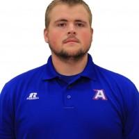 ZACH KELLEY- Defensive Coordinator/Linebackers/Head Softball