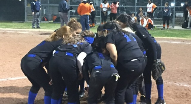 Softball to scrimmage again tomorrow, show well against North Dallas on Friday