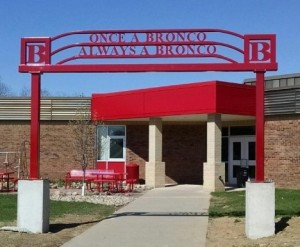 Bronco Archway