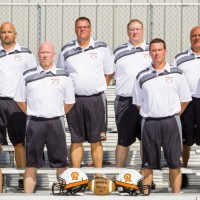 The Mineral Ridge Football Coaching Staff