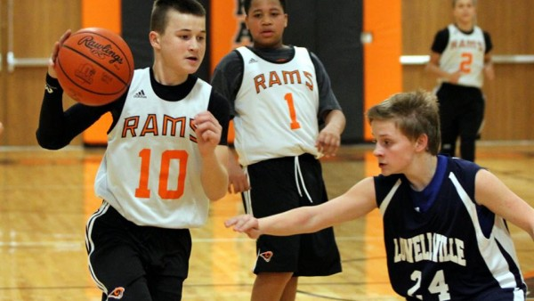 Lowellville Basketball