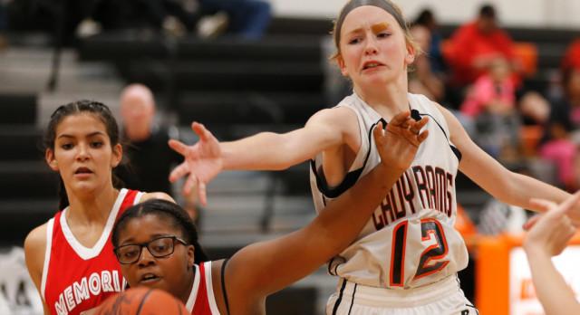 Mineral Ridge High School Girls Junior Varsity Basketball beat Campbell Memorial High School 39-25