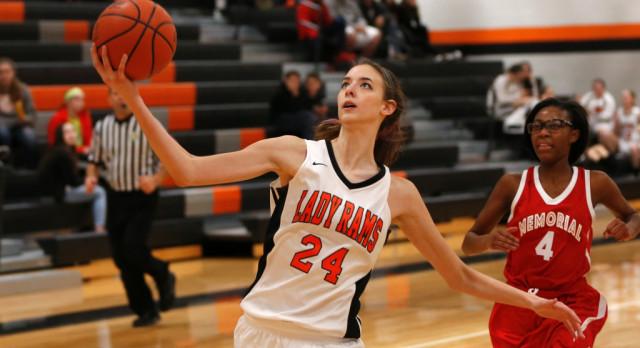 Breedlove Leads Mineral Ridge High School Girls Varsity Basketball Over Campbell Memorial High School 59-35