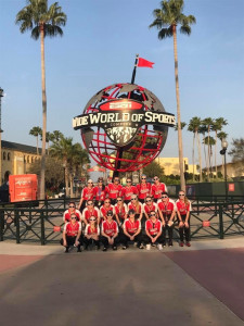 Softball Disney 2