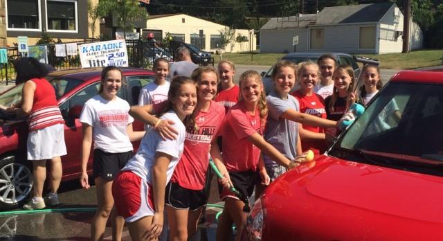 Girls Basketball Car Wash Fundraiser Set for Saturday, August 13th