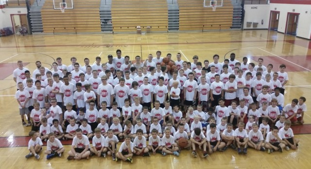 Boys Basketball Camp Completes First Week of Summer Camp