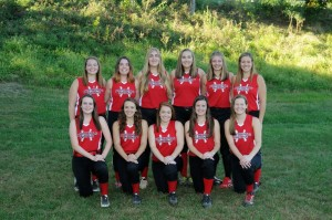 slow pitch sb Varsity Team - 2016