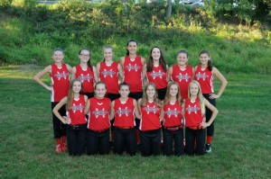 slow pitch sb Jr High Team - 2016