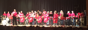 middle school jazz band