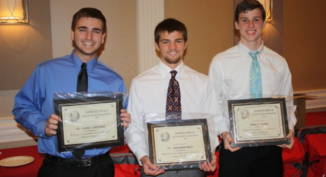 Boys' Soccer Awards
