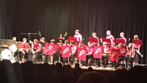hs jazz band