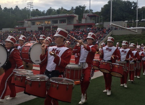 VOTE for NH Marching Band to be WPXI's Band of the week