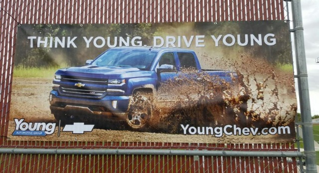 NHS Partners with Young Chevrolet