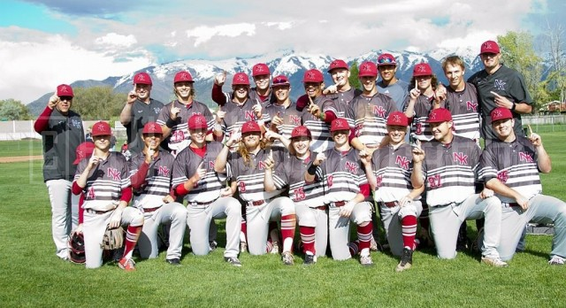 Region 1 Champs Knights Baseball
