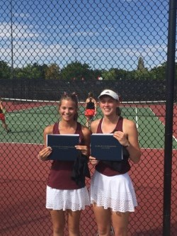 Academic All-State Girls Tennis