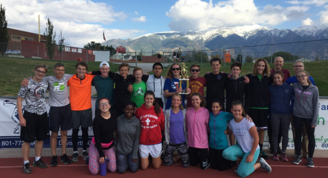 Cross Country wins Roy Invitational