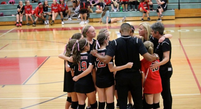 North 7th Volleyball vs. CTMS