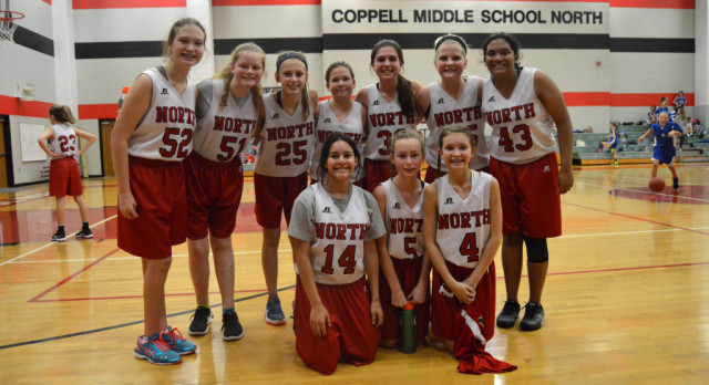 North 7th Basketball vs. Colleyville
