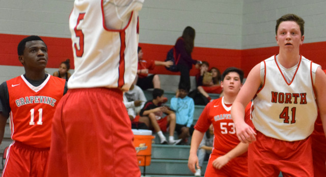 North 8th Boys Sweep Grapevine