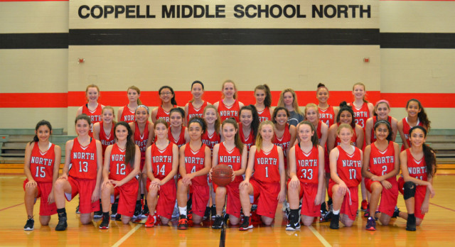 North 8th Basketball vs. CTMS