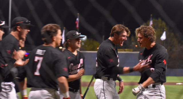 Baseball off to a strong start in district