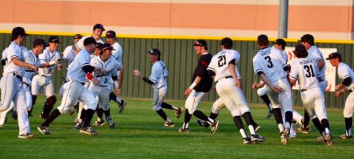 Baseball Defeats J.J. Pearce