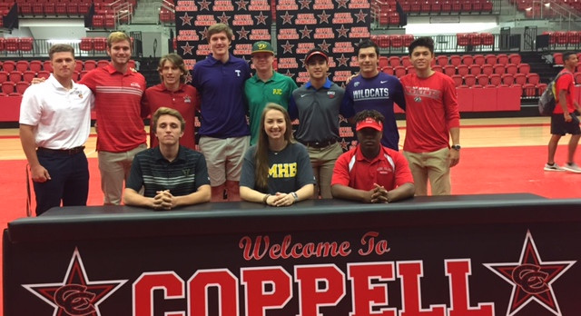 CHS Athletic Signing Ceremony – May 17th