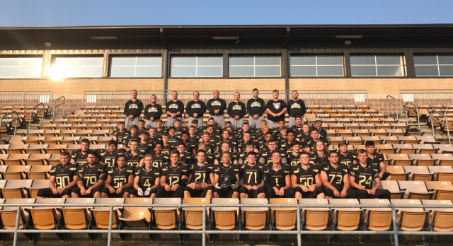 Introducing the 2017 Tiger Football Team