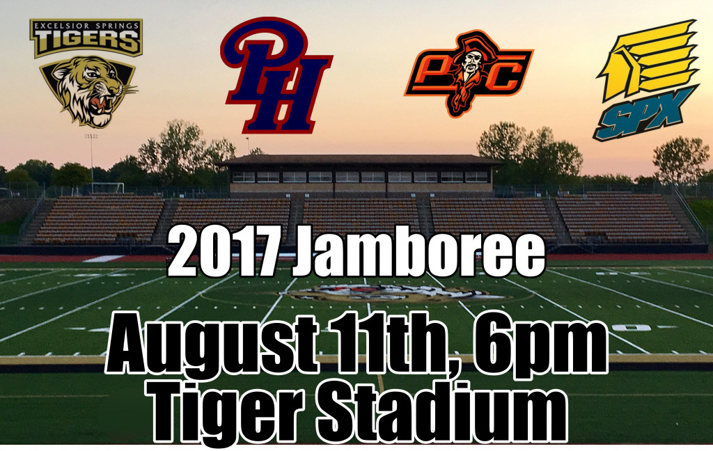 Pre-Season Comes to a Close Friday with Jamboree
