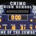 9-16-2016 Varsity Football Chino 51 vs Los Osos 14