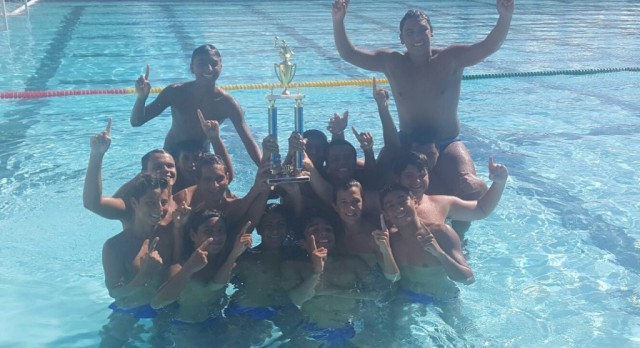 Boys Water Polo~ Western Tournament Champions!