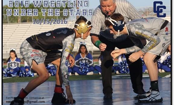 Wrestling Under the Lights