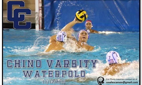 Boys' Water Polo CIF 11/12