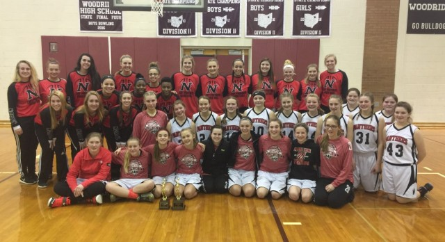 CONGRATS TO THE 7th grade Girls Basketball team for winning the PTC title  and the 8th grade girls for finishing 2nd.