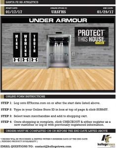 UA Store Info