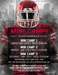 UH Mini Camps