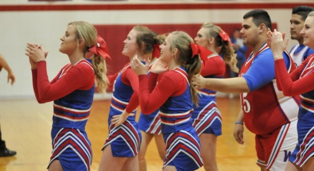 2016-17 West Noble Cheerleaders Announced