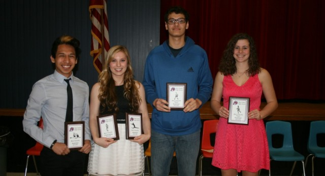 West Noble Winter Sports Awards Announced