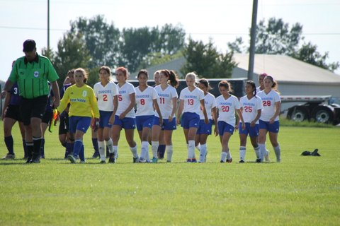 West Noble Girls Soccer Camp May 15-19