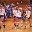 Varsity Volleyball vs Tippy Valley 8-18-16