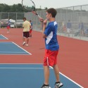 Boys Varsity Tennis vs Columbia City 8-18-16
